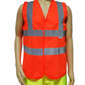 3M Safety Vest in Orange