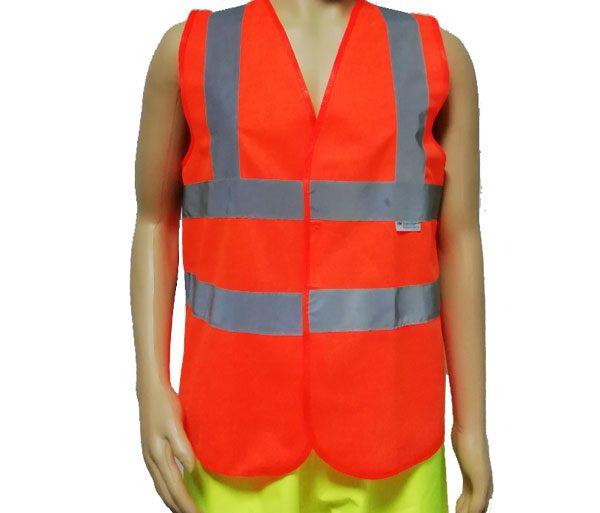 3M Safety Vest in Orange