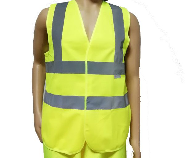 3M SAFETY VEST IN YELLOW
