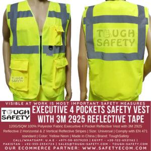 3M SAFETY VEST EXECUTIVE